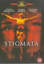 Stigmata  Film DVD Patricia Arquette Gabriel Byrne Jonathan Pryce