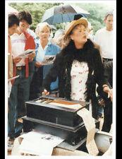 SAINT-BARTHELEMY-d'ANJOU (49) NAPHTALINE à l'ORGUE à la FETE de L'ECOLE en 1990