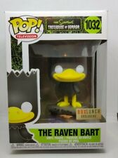 Funko POP! 1032  The Raven Bart The Simpsons Treehouse Of Horror