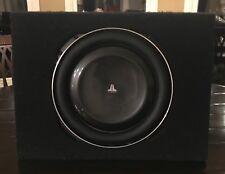 JL Audio 13TW5 Sub with JL Speakerbox
