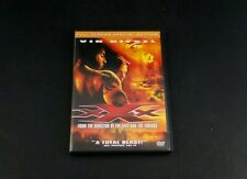 Xxx Vin Diesel Full Screen Special Edition Dvd Pg 13 Action Movie