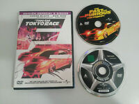 Tokyo Race The Fast and the Furious A Todo Gas 2 X DVD + Extras Español English