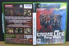 CRIME LIFE : GANG WARS - Xbox - PAL - Italiano - Usato