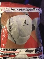 Mueller Diamond Pad Volleyball Knee Pads, White , XL