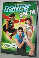 So You Think You Can Dance Get Fit: Tone And Groove (DVD, 2009) NEW