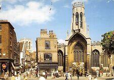 B97092 york st helens church and stonegate   uk