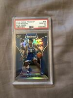2019 Panini Prizm DP #74 Cam Reddish Blue Prizm Rookie Rc PSA 10 Gem Mint