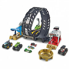 Hot Wheels Monster Trucks Epic Loop Challenge Play Set, Age 4-8