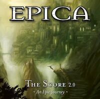 EPICA - THE SCORE 2,0 - AN EPIC JOURNEY (2CD)  2 CD NEW