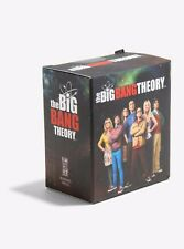 The Big Bang Theory Love Kit Shot Glass Make Coitus Not War Patch 2 Magnets Book