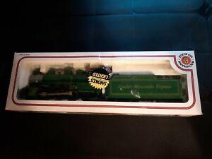 Bachmann HO Smoky Mountain Express 0-6-0 Steam Locomotive Short Haul Tender #97