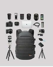 New LowePro Protactic 350 AW Camera & Laptop Backpack Holds 1-2 Pro DSLR