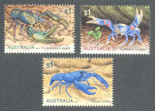 Australia-Crayfish -2019  mnh set-marine life-nature