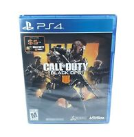 Call of Duty Black Ops IIII 4 PS4 Game Brand New Sealed