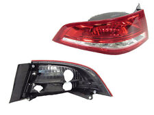 FORD FALCON FG XT SEDAN 02/2008 - ON LEFT SIDE TAIL LIGHT WITH RED SURROUND NEW
