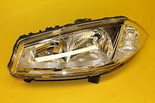 2002 -> RENAULT MEGANE LH LEFT NS FRONT LIGHT HEADLIGHT LAMP HEADLAMP OE