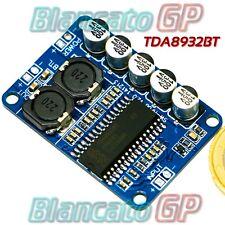 TDA8932 AMPLIFICATORE DIGITALE MONO CLASSE D 35W ELEVATA POTENZA CONSUMO RIDOTTO
