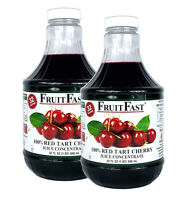 "Premium Tart Cherry Juice Concentrate ""COLD FILLED"" 2 Quarts - 64 Day Supply"
