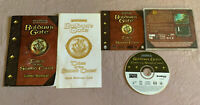 Baldur's Gate Tales of the Sword Coast PC Computer Game Expansion w/Manual+Card!