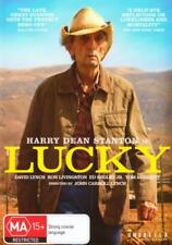 Lucky (2017)  - DVD - NEW Region 4