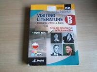 LIBRO=Visiting literature. Per le Scuole superiori.=PRESENTE DVD-ROM