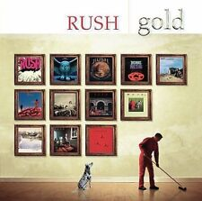 Gold by Rush (CD, 29 Songs, 2 Discs, Mercury)
