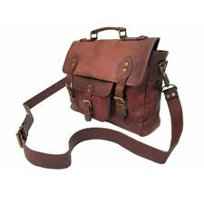 "Redford 16"" Leather Satchel Bag"