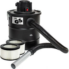 Aspirateur de à cendres moteur motorisé 20L 1200 watt et filtre cheminée+2filtre