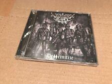 SEGES FINDERE - DESSEMITIZE  CD Goatpenis, Revenge Blasphemy