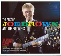 THE BEST OF JOE BROWN AND THE BRUVVERS - ORIGINAL RECORDINGS (NEW SEALED 2CD)