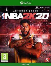 NBA 2K20 XBOX ONE - ORIGINAL - OFFICIAL DIGITAL KEY EU - FAST DELIVERY