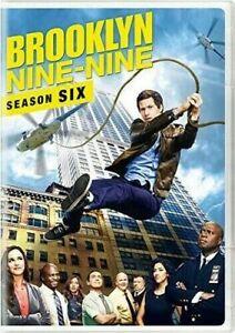 Brooklyn Nine-Nine: Season Six [New DVD] 3 Pack