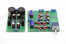 NEW MBL6010D Preamplifier Finished Board HiFi AD797 Pre-amp+Power Supply Board