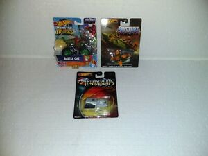 Hot Wheels Masters Of The Universe Wind Rider Battle Cat Truck Thundercats