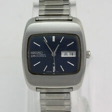 Vintage Stainless Steel Seiko Lord Matic 23J 5606 - 5070 Automatic Wristwatch