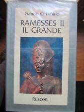 Cimmino - Ramesses II il Grande-antico egitto, faraoni, mummie, piramidi, sfinge