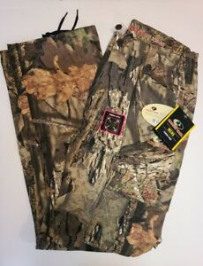 Mossy Oak Camo Break Up Country Men's Cargo Pants, Various sizes, NWT