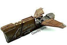Star Wars Titanium Hound's Tooth BOSSK Bounty Hunter Micro Machine Ship K
