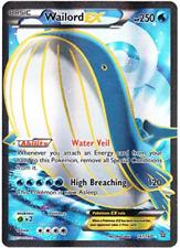 Pokemon - Wailord-EX (147/160) - XY Primal Clash - Holo - NM/M