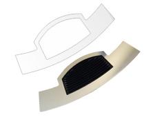 3 x Schutzfolie für Jura D4 -D6 - D60 Tassenablage - Abtropfblech