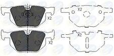 Comline CBP06001 Brake Pad Set Rear 34212339276 34212339277 2 Year Warranty