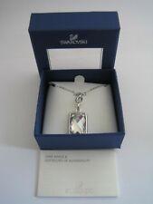 Swarovski Crystal Nirvana DTL Pendant Necklace 1179017 Genuine