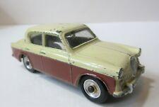1950's Dinky Toys Singer Gazelle Four Door Saloon Car Brown - Dinky Toys Cars