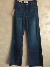 "Ralph Lauren Denim Supply Women's Wide Leg Jeans Size:27""/32"" BNWT"