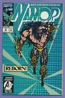 Namor: The Sub-Mariner #37 (Apr 1993 Marvel) [Holo-Foil Cover] Harras Jae Lee vX