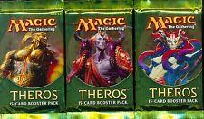 MTG MAGIC  3  BOOSTERS THEROS  français