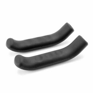 1Pair Silicone Brake Lever Grip Cover Protector For Mountain Bikes Bicycle Use