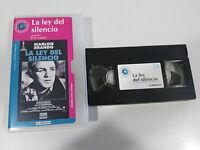 La Ley del Silencio Tape VHS Sammler Marlon Brando Elia Kazan
