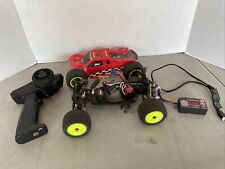 team losi 1/18 mini t 40th Anniversary Used With Lipo Charger Fast!! Rc Truck