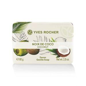 Yves Rocher Gentle Soap Coconut 80 g 77877 Granny Mom Sister Daughter Gift Idea